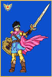 Dragon Quest III's Hero by TheSixthSaint