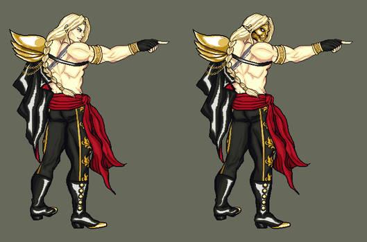 Vega (TixieLix's Angel of Death Costume)