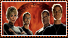 Sg1 stamp with Col. Mitchel by axel-kitty