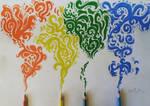 Lapices De Colores by oscarb1