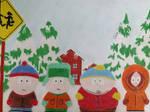 South Park by oscarb1