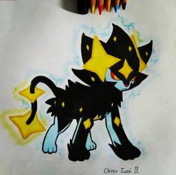 Luxray - Pokemon