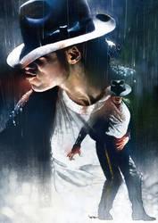 King Of Pop by lshgsk