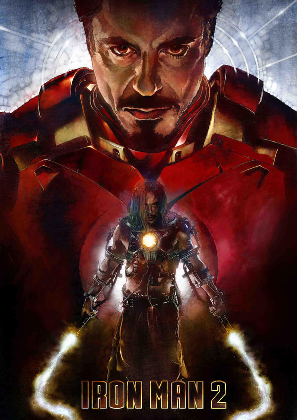 Iron man 2 by lshgsk