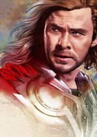 Avengers Thor by lshgsk