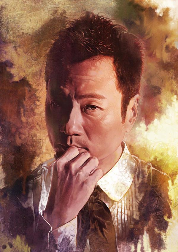 Wayne Lai Yiu Cheung by lshgsk