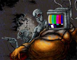 I Am Tv by ShawnCoss