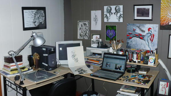 Graphic Designers At Their Desk | Joy Studio Design ...