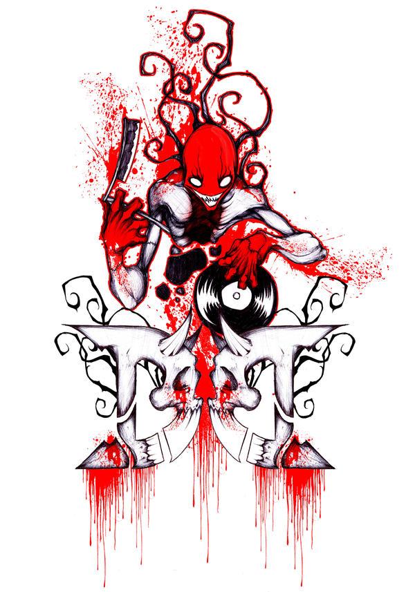 Donnie Demonic Version 2 by ShawnCoss
