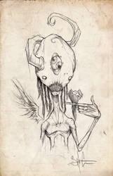 sketchbook series1 by ShawnCoss