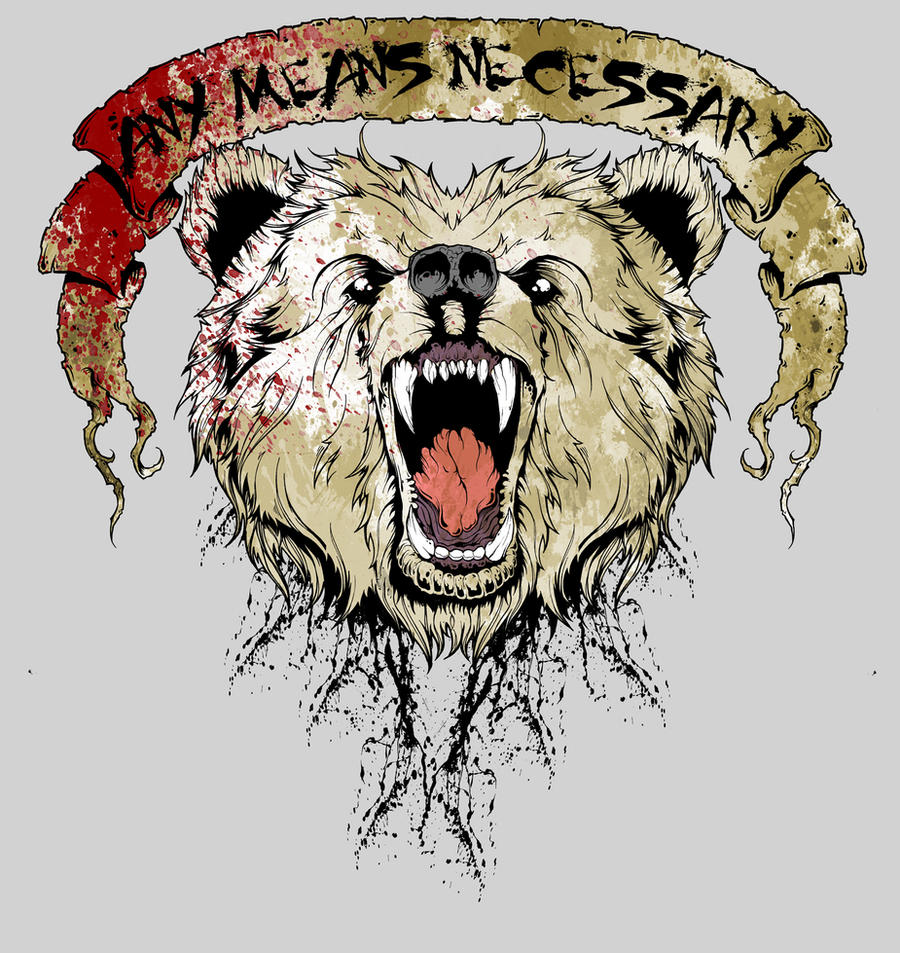 Grizzly - AMN by ShawnCoss
