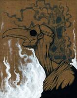 A plague of sorrow by ShawnCoss
