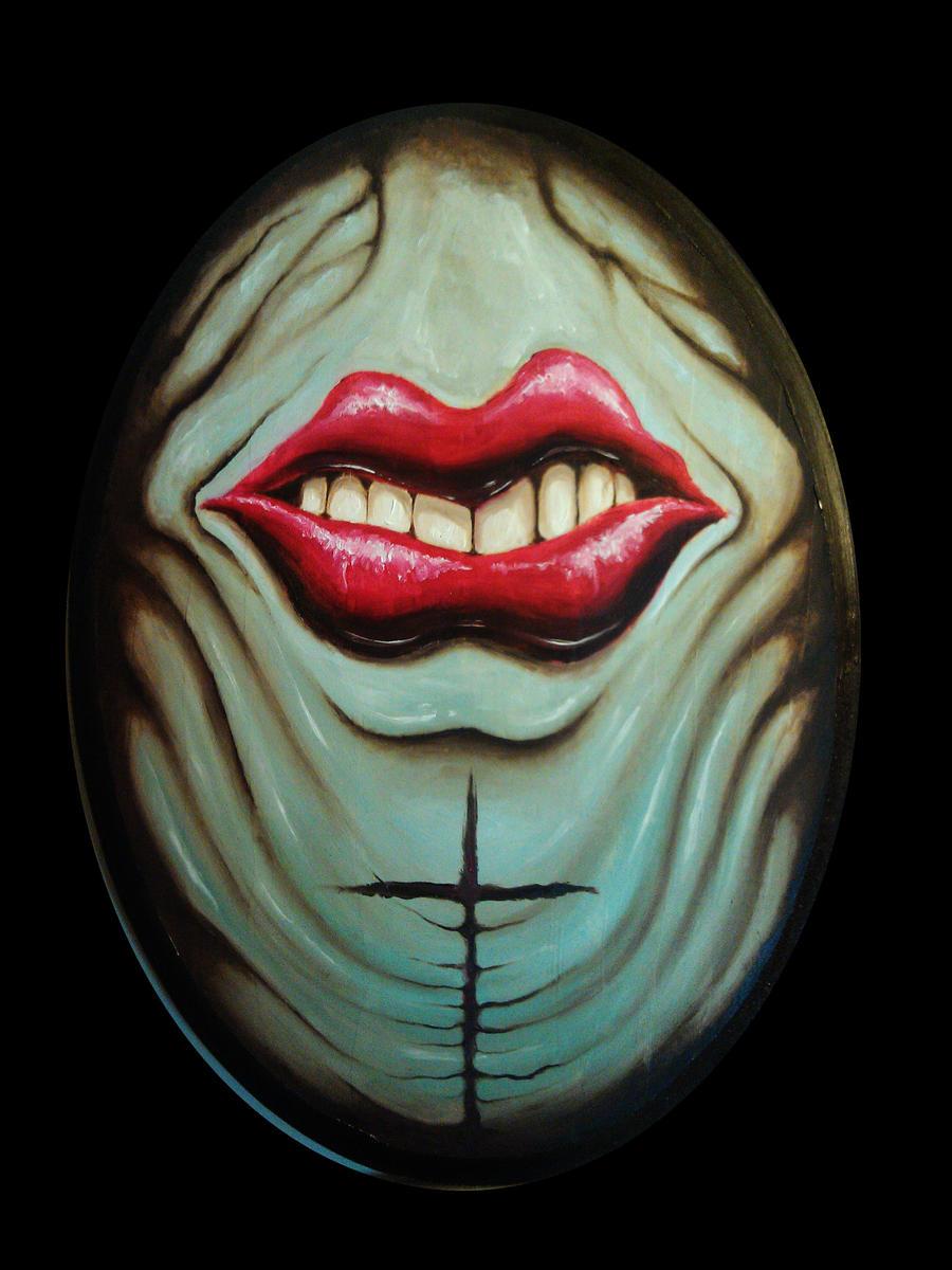 Lip Locked and Cross by ShawnCoss