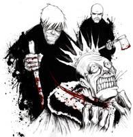 Kill the King by ShawnCoss