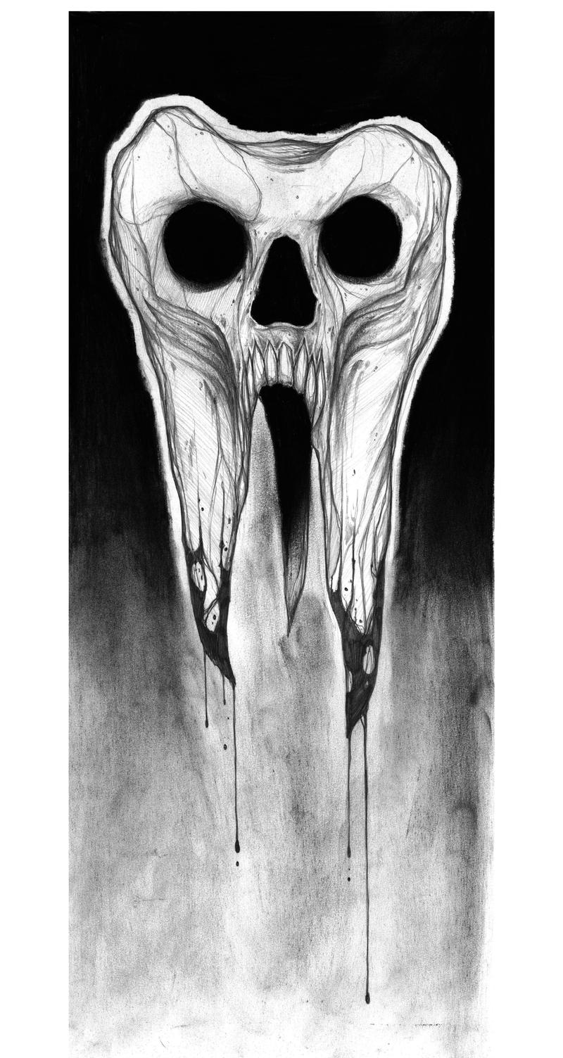 Dead Tooth by ShawnCoss