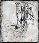 Lady Justice of Death
