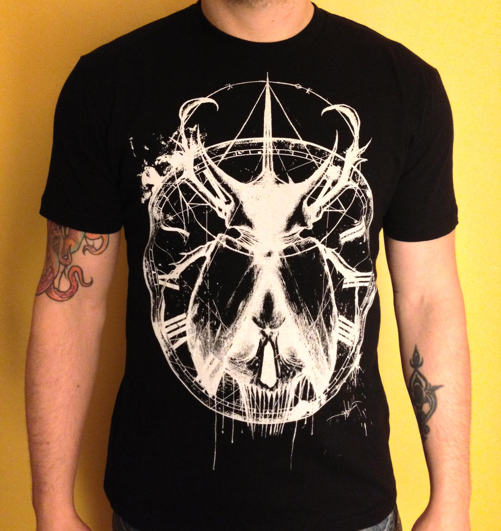 Death Beetle Shirt by ShawnCoss