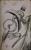 The Vulture King by ShawnCoss