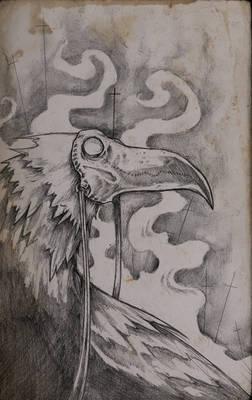 Syrian Crow