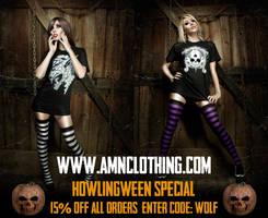 two new AMN shirts