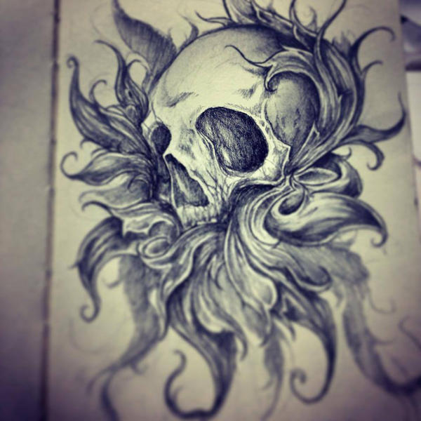Skulligree by ShawnCoss