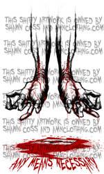 Filthy Wrists by ShawnCoss