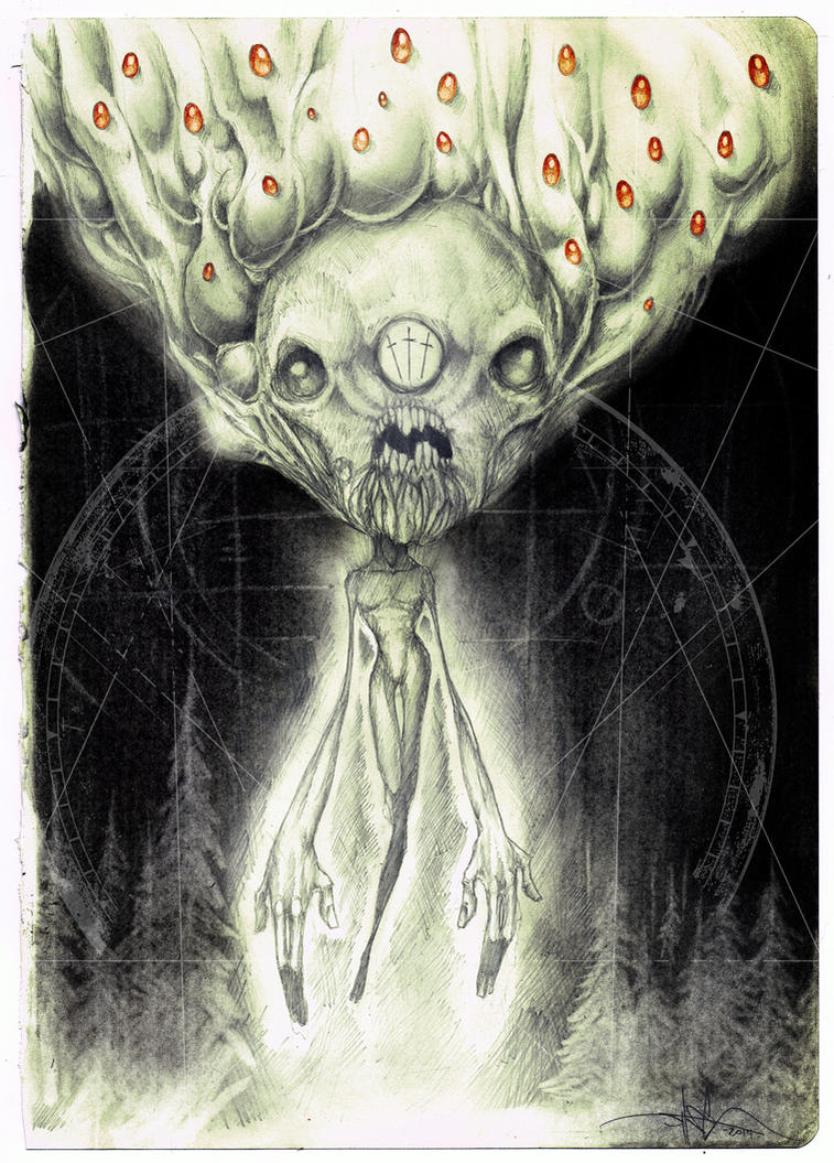 Lady Of The Forest by ShawnCoss