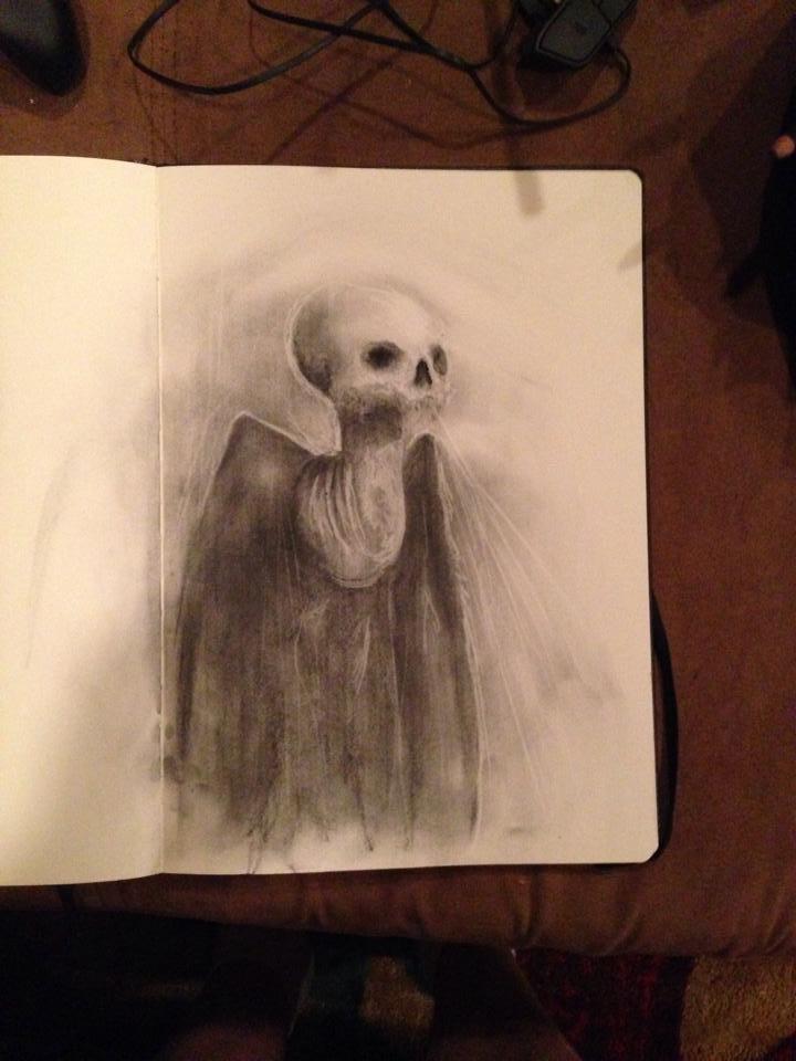 Skullture by ShawnCoss