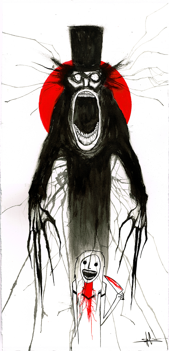 Babadook by ShawnCoss