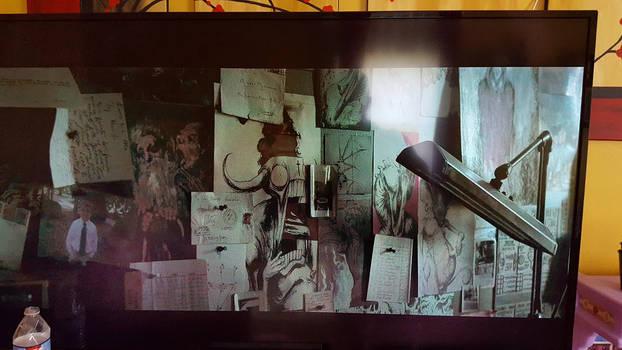 Stephen King's Cell movie set design