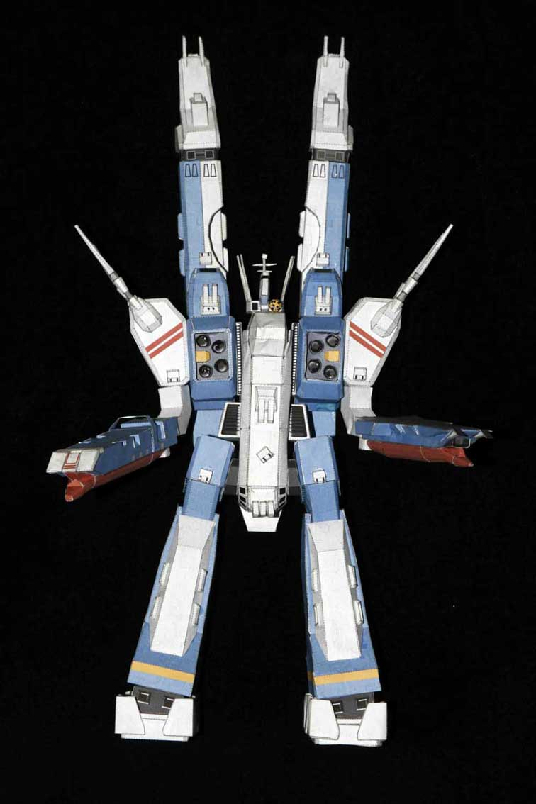 SDF-1 by ThunderChildFTC