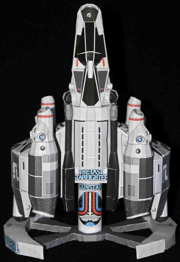 Displaying 18 Gt For The Last Starfighter Gunstar Model