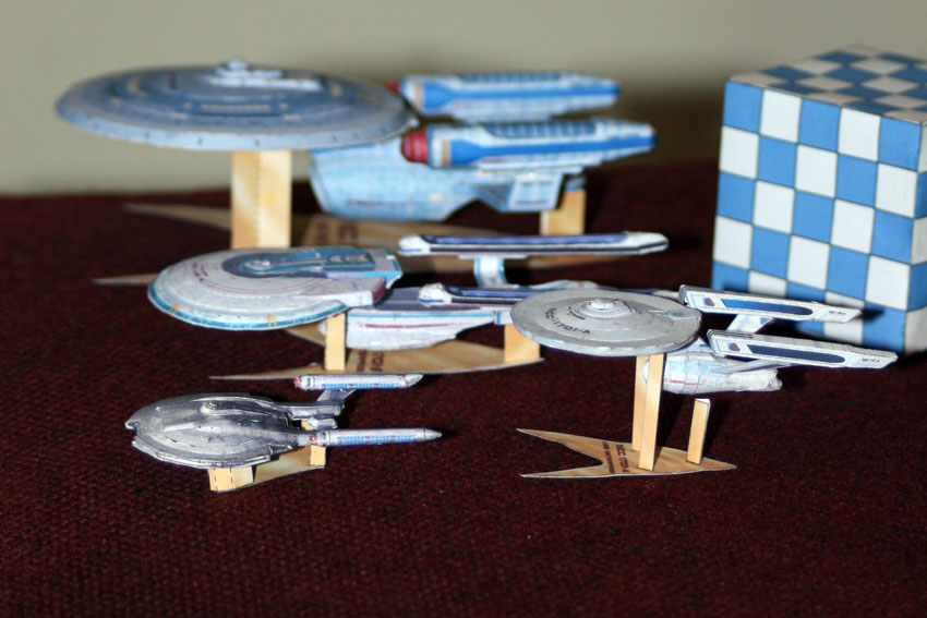 Micro Trek Collection by ThunderChildFTC