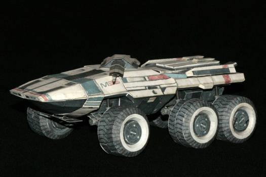 Mass Effect Mako buid 3