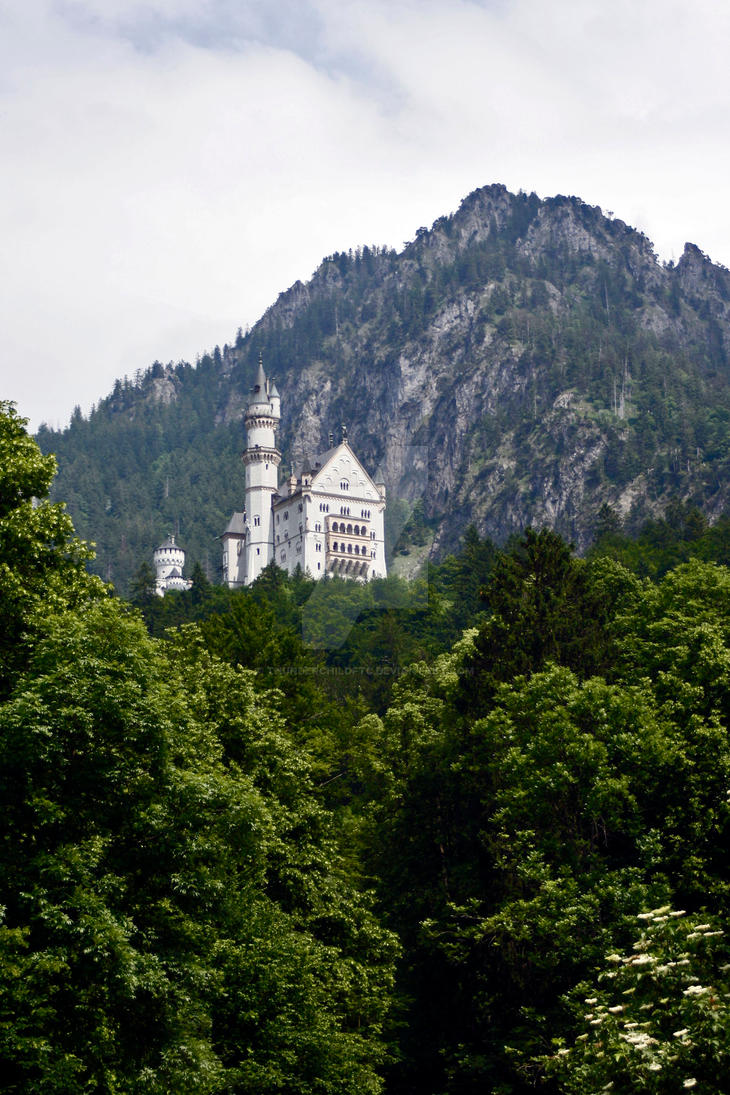 Euro Trip: Neuschwanstein Castle 1 by ThunderChildFTC