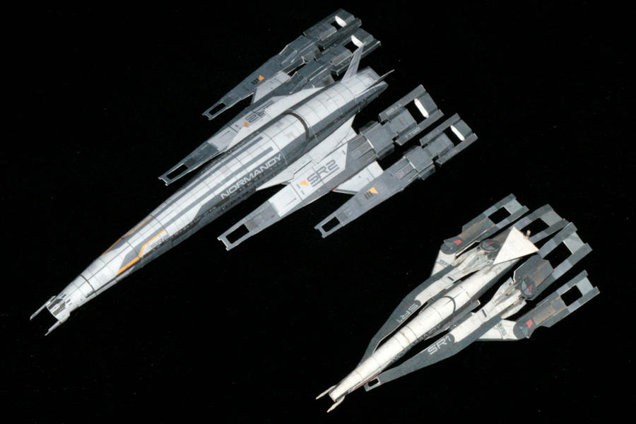 Mini SR2 comparison by ThunderChildFTC
