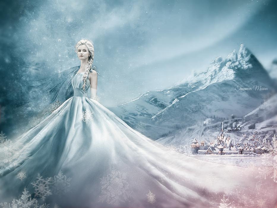 Frozen by MarinaDel