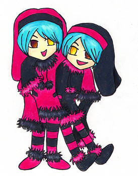 Luki and Noki