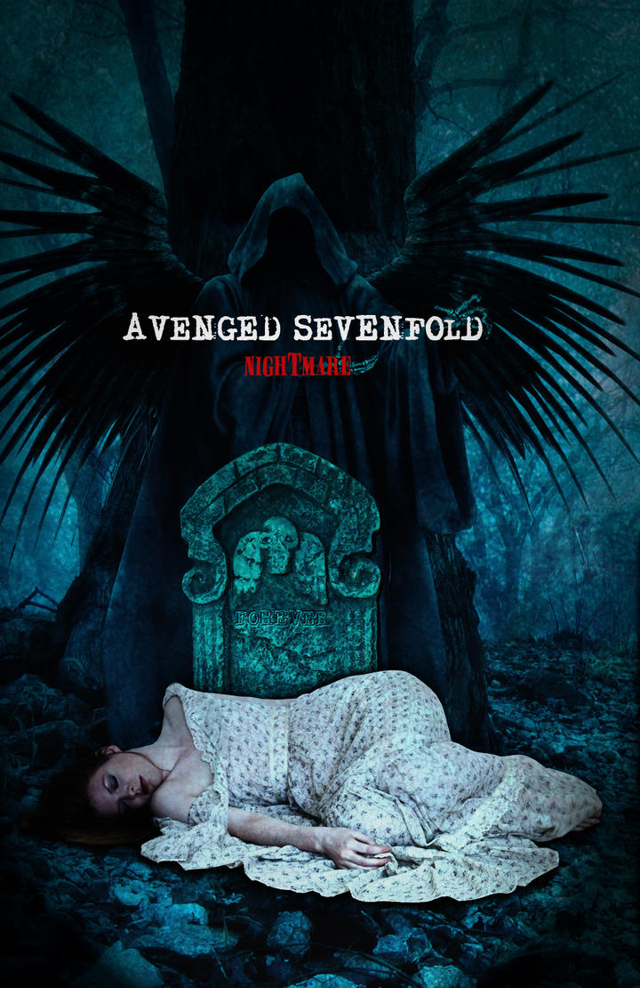Avenged sevenfold nightmare by angelo6661 on deviantart avenged sevenfold nightmare by angelo6661 voltagebd Choice Image