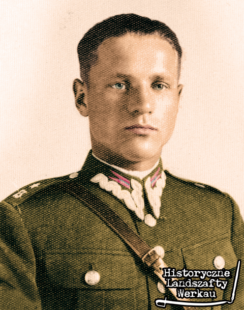 Porucznik Marian Walicki by Werkau