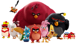 6th Main group (Angry Birds)