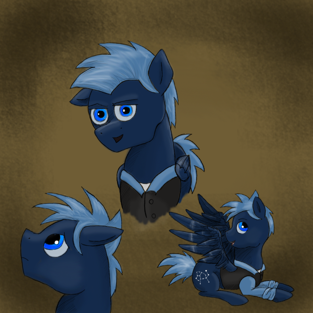 Discord Whooves And Captain Jack Captain jack pony by D...