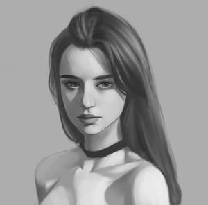 Weekly portrait study