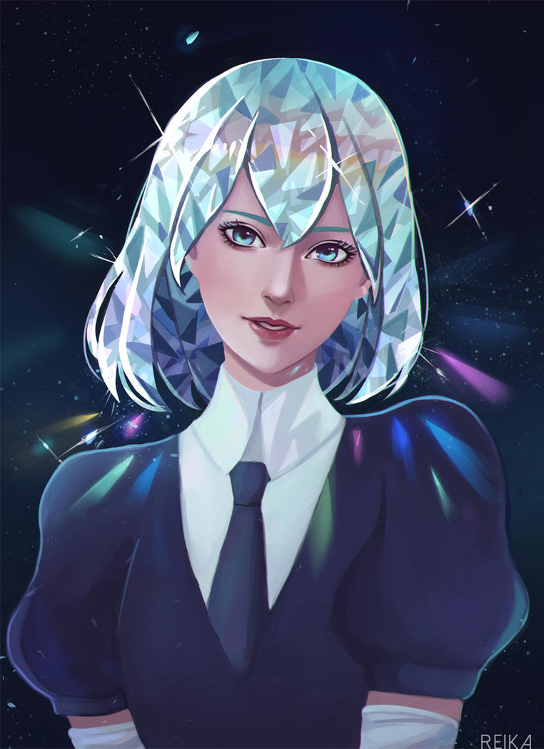 Diamond (new) by rei-kaa