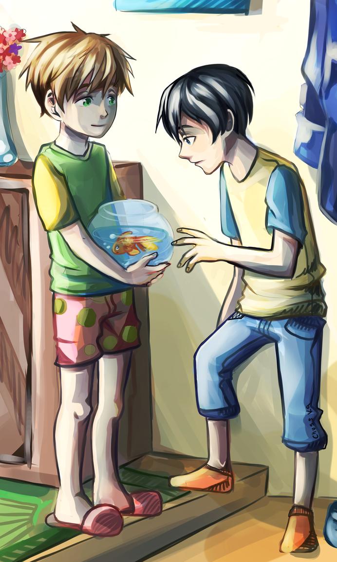Fishy by ChussKa