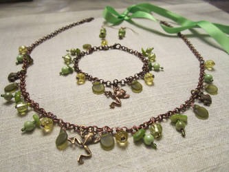 Princess and the frog Jewelry