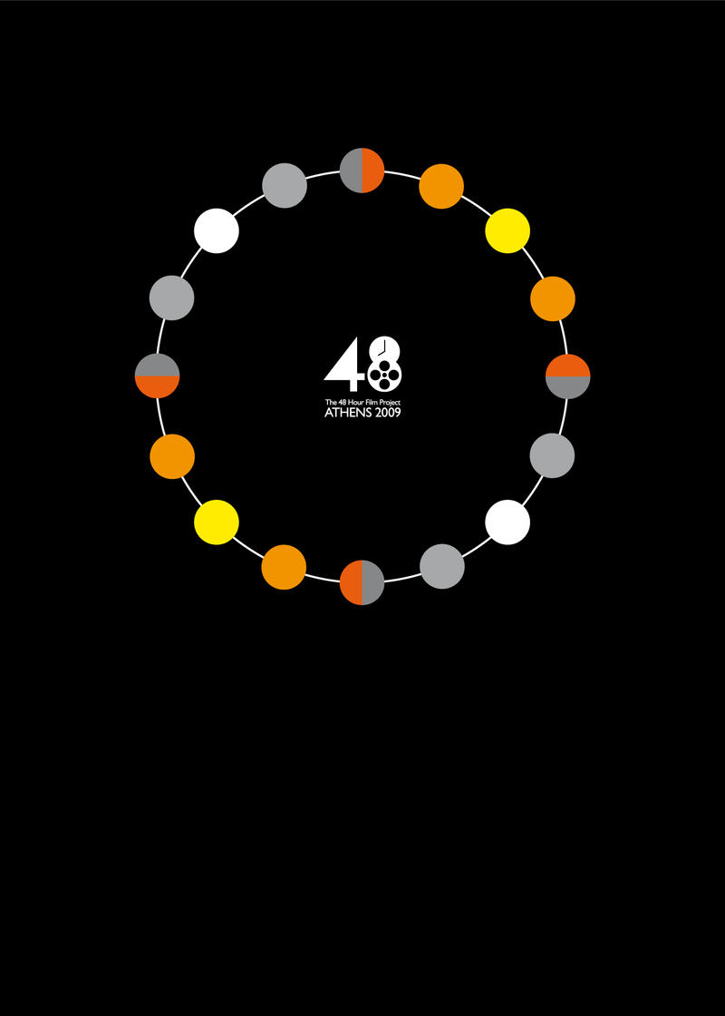 48hour film fest. poster_2 by B-positive
