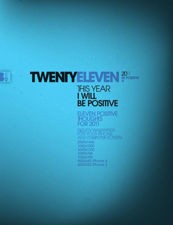 Twenty Eleven Wallpapers By B Positive On Deviantart