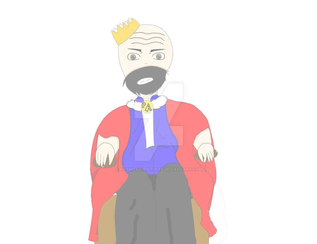 Papa Emperor Venturiantale by KatmoAdventuers