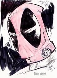 Deadpool by jianchong